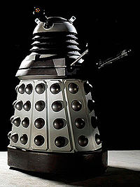 photo of a Dalek